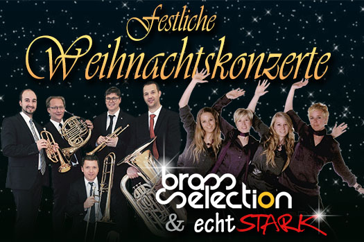 brass selection weihnachtskonzerte